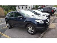QASHQAI Visia DCI 2WD 5dr - Lady owner. Full service history. £ 7,400 ONO