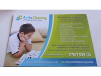 Anita Cleaning Service- Oven and Hob cleaning