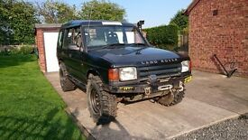 Highly modified Land Rover Discovery Offroader - 12 Months MOT - 300TDI - 96k - Off Road Roader