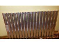 New radiator horizontal oval column panel 1020x600