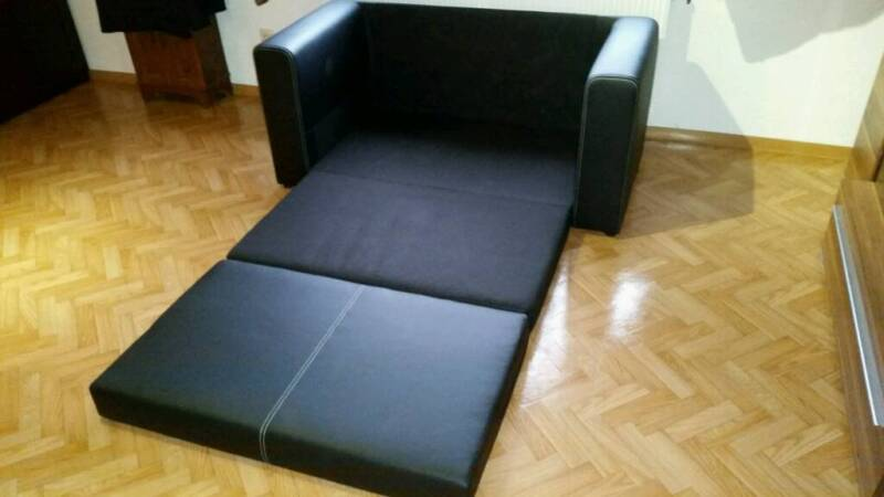 ikea schlafcouch neuwertig in hessen waldbrunn ebay. Black Bedroom Furniture Sets. Home Design Ideas