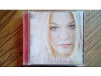 LeAnn Rimes,Jane McDonald,Jesus Christ Superstar, Hits of the 50's
