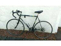 Vintage Peugeot 4130 road bike