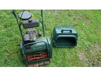 Atco 15 petrol lawnmower