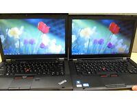 Lenovo ThinkPad T430s Laptop 14″ Core i5 3320M 2.6GHz 8GB Intel HD 4000 Windows 7,CASE , AC adapter.