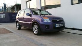 Ford Fusion 1.6 Zetec Climate 5dr Auto   1 Year MOT   1 Former keeper   HPI Clear