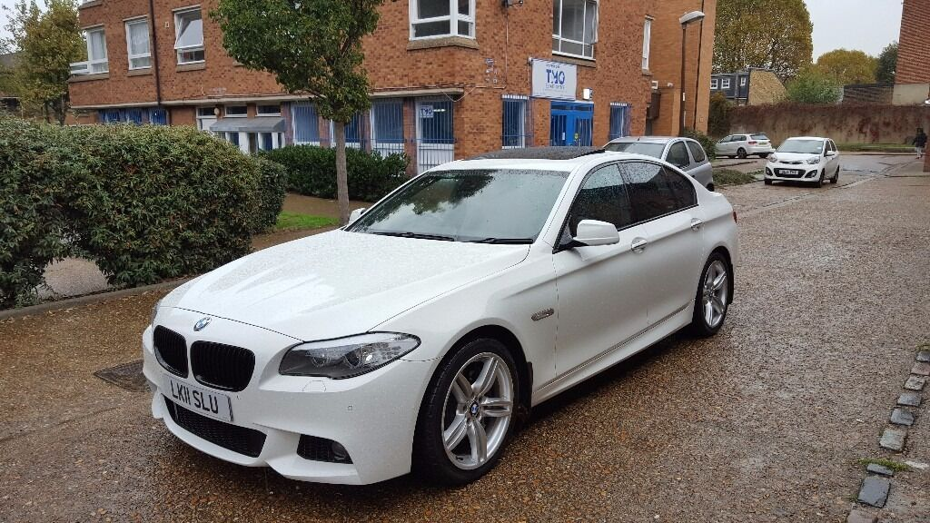 bmw 535d m sport 2011 f10 fully loaded in london gumtree. Black Bedroom Furniture Sets. Home Design Ideas