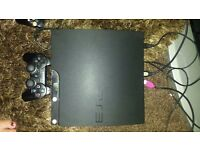 Ps3 and 24 games