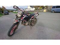 Yamaha wr125x/r