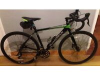 Brand New Boardman CX Comp Bike. Havent been used cause of injury. Frame size 53. With accessories