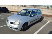 MINT LITTLE CLIO DRIVES LIKE NEW!!,, 07-2007- MARCH 2022 MOT=£995.00 ONO