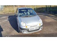 2004 Chevrolet Matiz 1.0 Petrol 5 Door 11 Month MOT 70000 Miles Only....