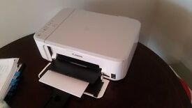 Canon MG3650 Printer and Scanner