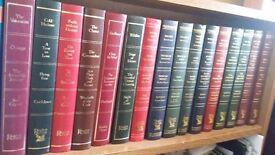 16 x Readers Digest Condensed Books. Vintage.