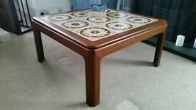 Retro coffee table by G Plan, circa 1970s
