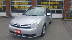 2010 Ford Focus SE, Low Mileage