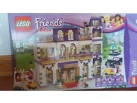 Lego friends grand hotel 41101