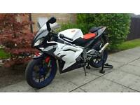 Aprilia rs 125 2008 immaculate swap for ktm exc 125
