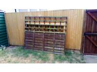 5 x 5ft x 6ft fence panels