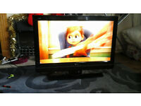 lg 37 inch tv freeview hdmi etc