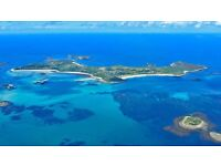 Isles of Scilly, Cornwall - Restaurant Manager - Live in, Seasonal