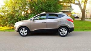 2012 Hyundai Tucson GLS,Leather Heated Seats,Bluetooth, Certifie