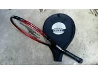 "Karakal 23"" child's tennis racket with cover"