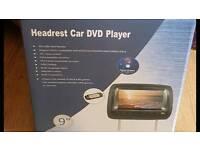 Headrest dvd players