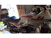Yamaha FJ1100 or FJ1200 wanted. Or any spares you might have.