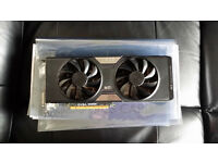 Used NVIDIA EVGA GTX 780 Ti Superclocked, Boxed, in anti static bag.