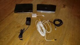 BT Hub5 router + BT youview box