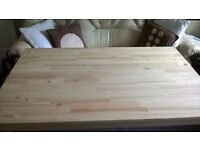 Dinning Table Ikea Ingo pine