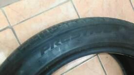 165/45/16 part worn tyre