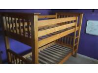 Bunk beds or as singles