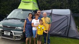 Mazda Bongo camper