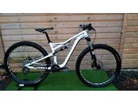 specialized camber fsr evo full suspension mountain bike hardtail