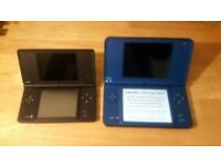 Dsi xl console and dsi small/job lot