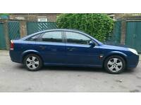 Vauxhall vectra 1.8. 55 plate
