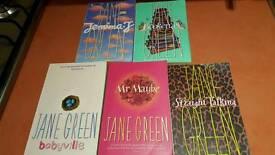 Jane Green Books