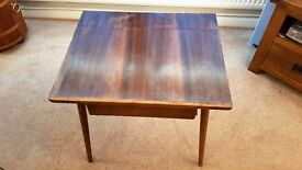 "Retro 1970""s Teak Table"