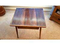 "Retro 1970""s Teak Table"