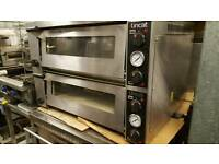 Commercial catering lincat pizza oven Almost new