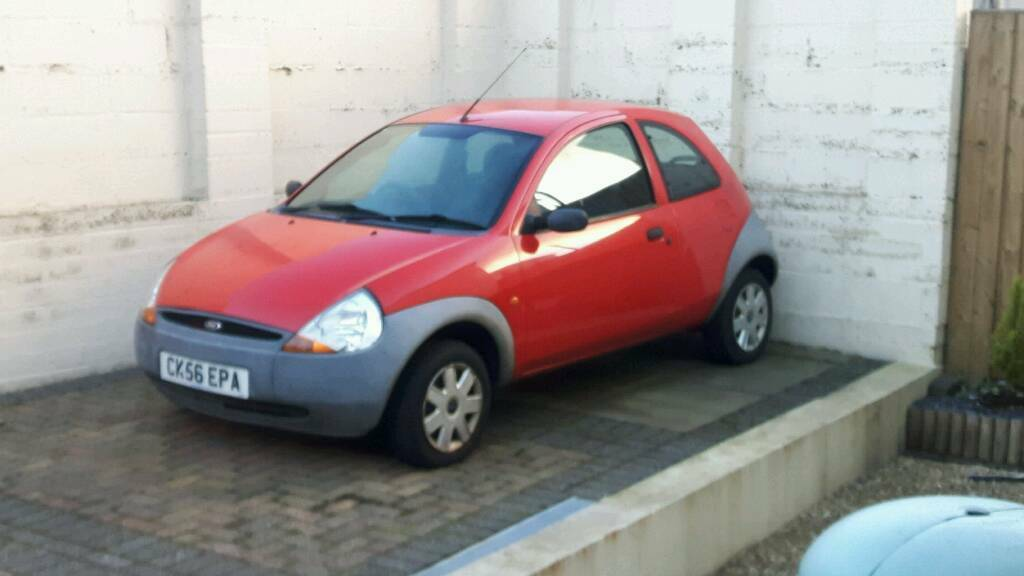 Ford Ka Spares Parts Breaking Only