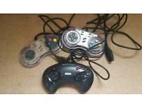 Controller Sega spares and repairs