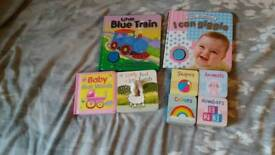 Collection of toddler books (8) 2 musical, 1 puppet see pics