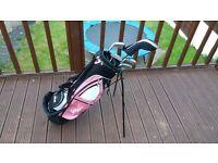 Girls Golf Club Set