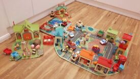 ELC Happyland Playset Bundle
