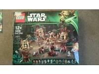 Lego star wars ewok village