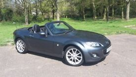 Mazda MX5 2.0l Sport tech 2dr Grey Manual Low mileage Service History