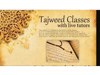 Quran Tajweed for Childrens and sisters - First course FREE